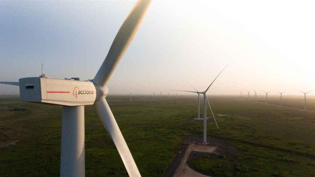 Una planta fotovoltaica de Acciona aportará 254 M. de euros al PIB de Chile