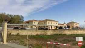 El cuartel aéreo de Antequera, donde estaba destinada la víctima de 'La Manada militar'.