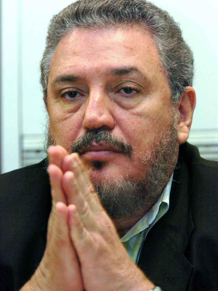 Fotografía de 2007 de Fidel Castro Díaz-Balart.