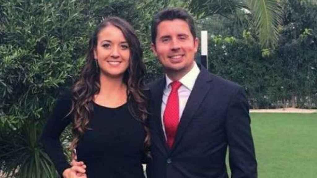 Maje y su marido Antonio, a quien asesinó con la ayuda de uno de sus amantes.