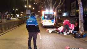 Valladolid-sucesos-motorista-herido