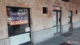 comercios cerrados plaza mayor