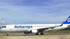 Air Europa, aerolínea de Globalia.