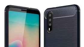 El diseño del Huawei P20 se filtra por sus fundas: triple cámara y sensor frontal
