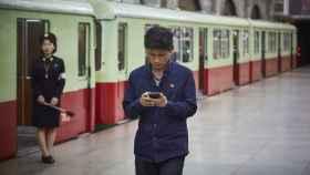 Así es el smartphone que usan en Corea del Norte