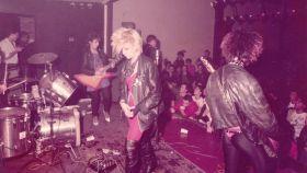 Las Vulpes fue una de las bandas con las que se inició el Rock Radikal Vasco
