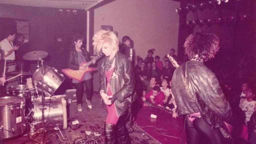 Las Vulpes fue una de las bandas con las que se inició el rock radical vasco