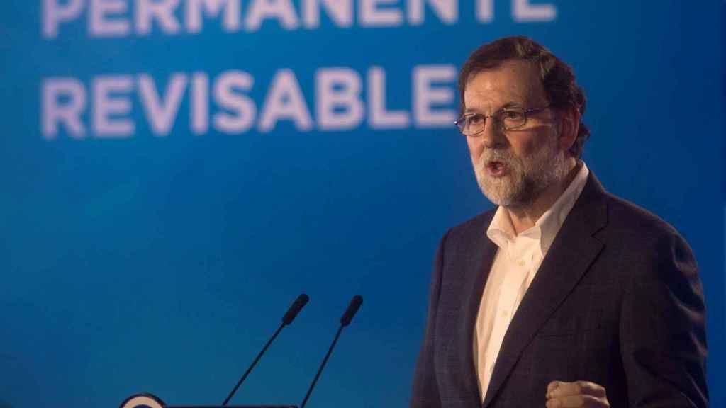Mariano Rajoy en Córdoba.