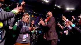 Este adolescente con brackets eclipsa a Justin Timberlake en la Super Bowl