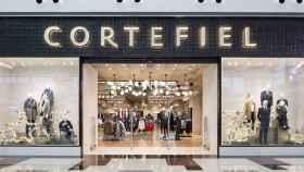 Una tienda Cortefiel en una imagen de archivo.