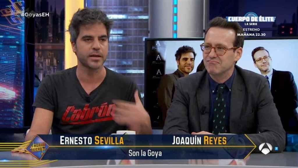 Son la Goya.