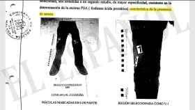 La Brigada Provincial de la Policía Científica de Málaga ha confirmado la existencia de semen en las medias de la víctima que denunció haber sufrido una agresión sexual en el acuartelamiento de Bobadilla (Antequera, Málaga).