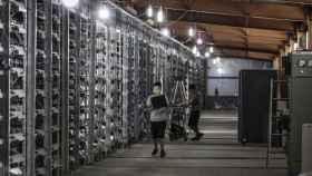 granja mineria bitcoin china