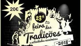 Cartel Feria Pinhel Portugal