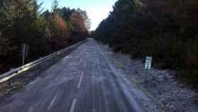 zamora diputacion carreteras hielo
