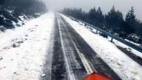 zamora nieve carretera alto vizcodillo (2)