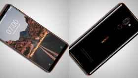 Así es el Nokia 7 Plus, primero con pantalla casi sin marcos