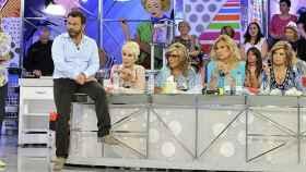 Fotograma de un programa de Sálvame, una de las mayores apuestas comerciales de Mediaset.