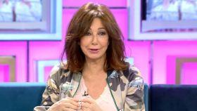 Ana Rosa Quintana en el programa.