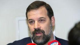Alfonso Reyes tras la última reunión entre sindicato y ACB.