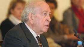 Robles Piquer, ministro de Educación del primer Gobierno de Transición EFE