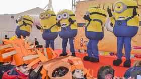 Valladolid carnaval disfraces