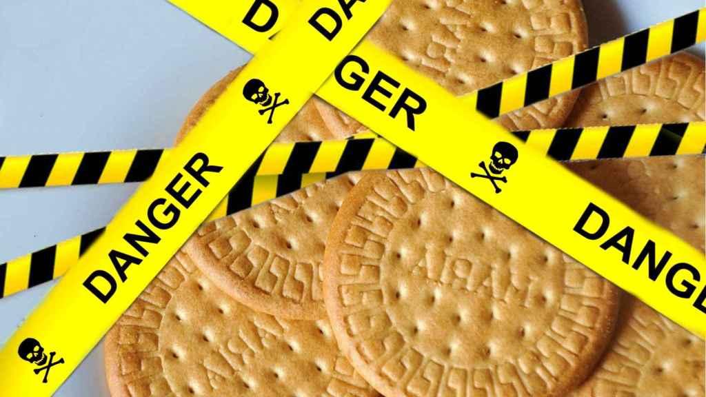 Las galletas son perjudiciales para la salud.