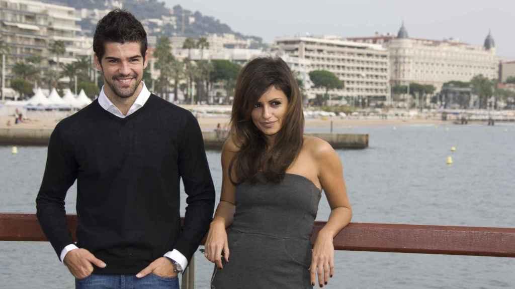 Mónica Cruz y Miguel Ángel Muñoz, en una imagen de hace años.
