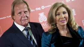 Matthias Khün y Norma Duval en imagen de archivo.