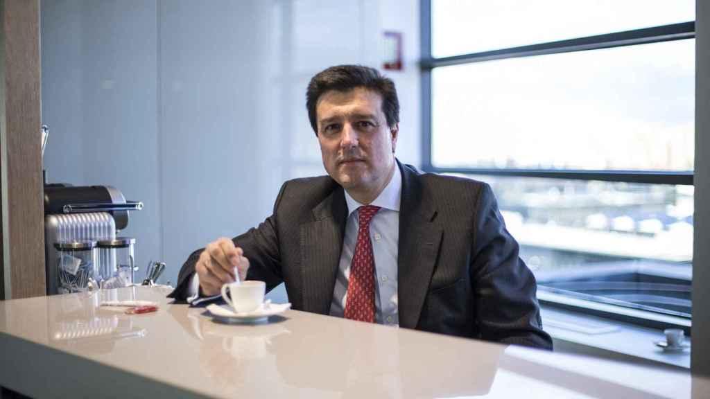 Ismael Clemente, CEO de Merlin Properties.