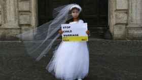 En todos los estados de EEUU es legal el matrimonio infantil