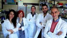 investigadores espinacas