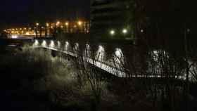 2018-02-11 Nuevas luminarias pasarela San Marcos (3)