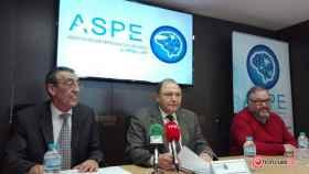 Bienvenido Mena Jesus Alberto Martin y Jose Ignacio Calvo ASPE epilepsia