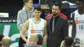 Mario Nakic, MVP del partido
