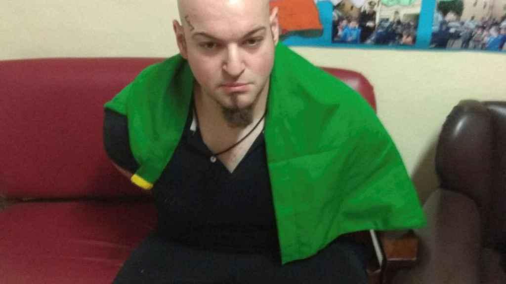 El sospechoso del tiroteo, Luca Traini