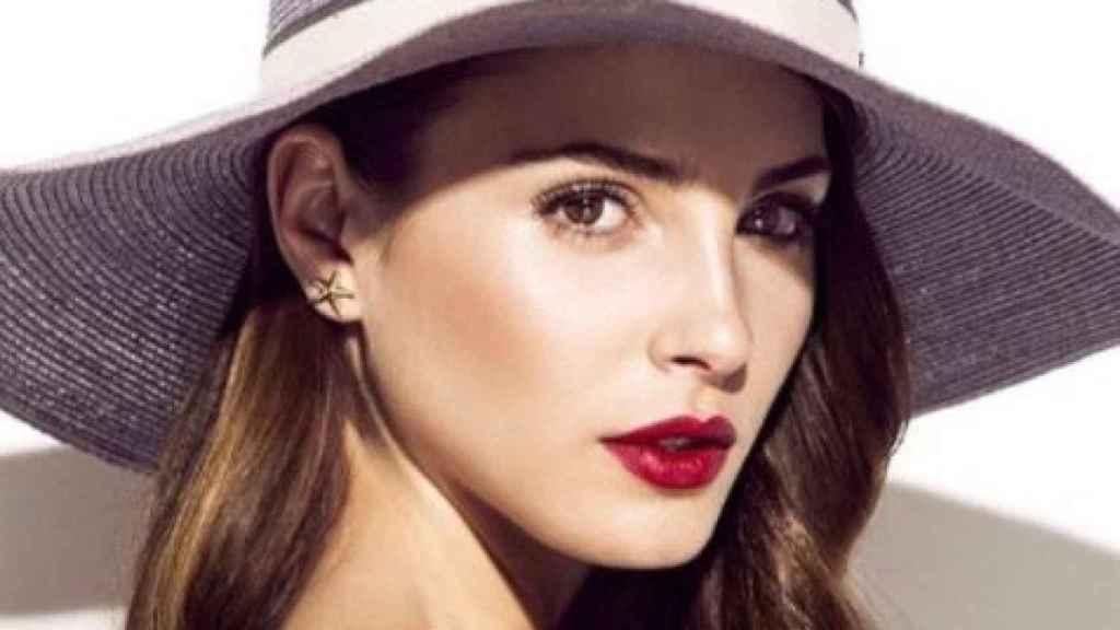 La actriz Andrea Duro.