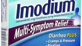 Imodium, uno de los fármacos para la diarrea.
