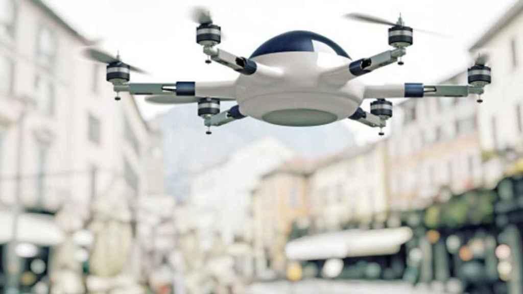 Drones de reparto de Airbus