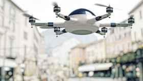 drones reparto paquetes airbus