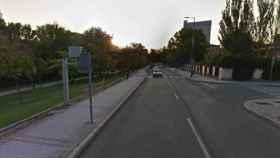 Valladolid-accidente-atropello-ciclista-calle-eras