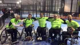 Valladolid-bsr-padel-baloncesto-adaptado