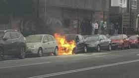 Valladolid-sucesos-arde-coche-arturo-eyries