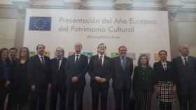 rajoy patrimonio cultural europa press