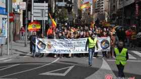 zamora manifestacion policia equiparacion salarial 15