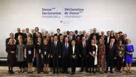 Íñigo Méndez de Vigo no fue a Davos, a pesar de la importancia de la convocatoria con todos los ministros de Cultura europeos.