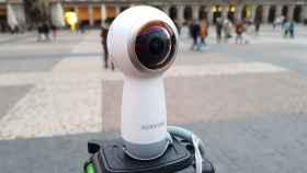Así es Madrid en 360 grados con Samsung Gear 360