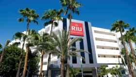 Imagen de un hotel de Riu.