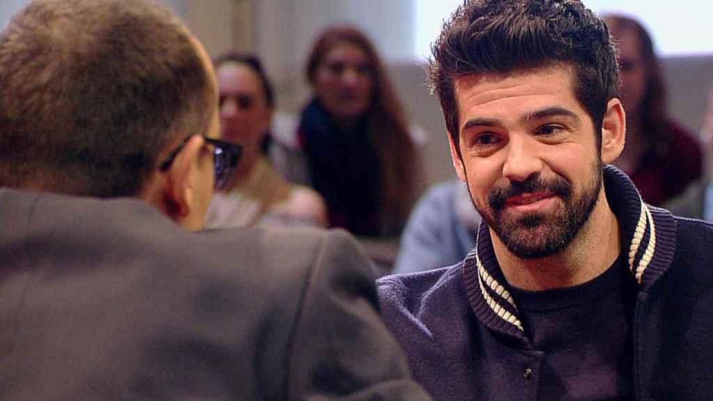 Miguel Ángel Muñoz en el 'Chester'.