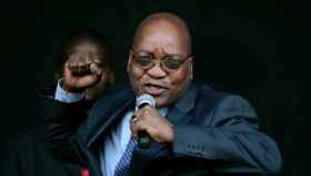 Jacob Zuma en una imagen de archivo